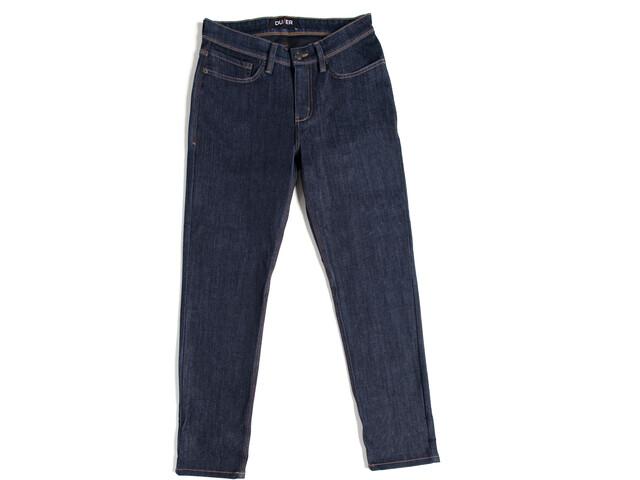 DUER All-Weather Denim Pants Slim Men, heritage rinse